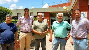 """Enrico: """"Carreras es un pueblo que vamos a recuperar juntos"""""""