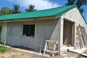 Avanzan obras  de ampliación de la Escuela Evita y nueva sede del Comando Radioeléctrico