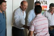 La provincia entregó aportes a clubes del Nodo Venado Tuerto