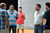 El senador Enrico trabaja para cumplir los proyectos de clubes y bomberos de la región