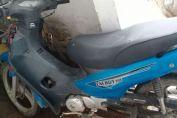 La Policía recuperó una moto que había sido robada pocas horas antes en el estacionamiento del Hospital