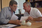 Pieroni logró acordar el pago de deuda con la COS proveniente de antes de 2007