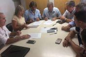 Se firmó el acuerdo entre la UOM y la empresa Vasalli