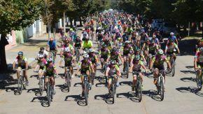 Se viene el 5º Cicloturismo organizado por Bomberos Voluntarios de Venado Tuerto