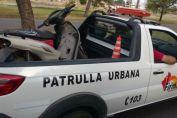 Amenazaron de muerte a empleados de la Patrulla Urbana Municipal