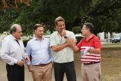 Nuevas gestiones y anuncios de fondos para obras de pavimentación
