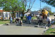 Pieroni celebró nuevos fondos para obra pública en toda la provincia