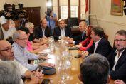El gobierno provincial ofreció un 18% de aumento en la reunión paritaria