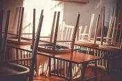 Los docentes nucleados en Sadop se sumaron al paro