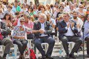 Lifschitz encabezó en Santa Fe el acto por el Día Nacional de la Memoria