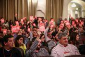 Fuerte respaldo del Partido Socialista a la reforma constitucional