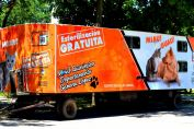 Avanza el recorrido del Quirófano Móvil por distintas localidades de la región