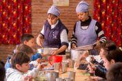 Asignan el primer aumento del año para raciones de comedores escolares