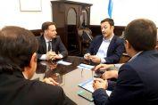 Amplia agenda del senador Enrico en Buenos Aires por cambio en ley de drogas