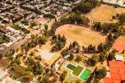 Enrico: La remodelación del Parque Municipal es invertir en Deportes y calidad de vida en la ciudad