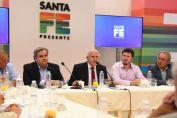 Reforma Constitucional: Lifschitz presentó el anteproyecto a los partidos políticos
