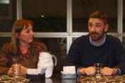 El secretario general del PS Santa Fe Enrique Estévez visitó Firmat