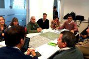Córdoba entregó a Santa Fe el proyecto de obras hídricas que se desarrollan en la Cuenca del Carcarañá