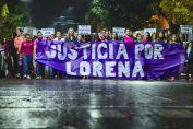 Marcha de silencio por Lorena