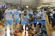 Copa Santa Fe de Básquet: Sport Club Cañadense se consagró campeón