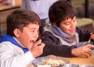 aumento acumulado del 30% en las partidas de comedores escolares