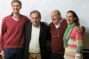 Importante presencia en Maggiolo, Berabevú y Carreras