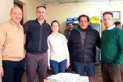 Enrico impulsa la construcción de piletas para la inclusión de niños en pequeñas localidades
