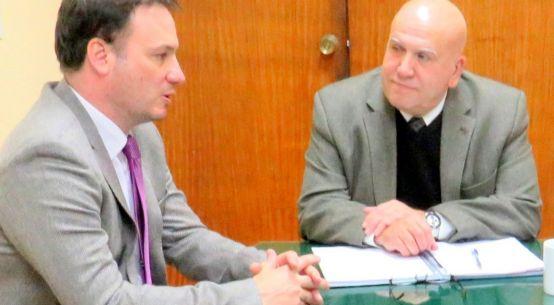 El senador Enrico anunció la llegada de fondos a ocho pueblos que presentaron proyectos para mejorar su arbolado público