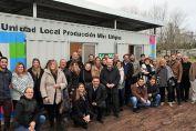 Inauguró la sede de la unidad local de Producción Más Limpia