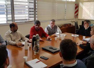 Autopista Ruta 33: Reunión en el Ministerio de Infraestructura y Transporte de la Provincia de Santa Fe