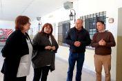 El senador Enrico posibilitó el regreso de la calefacción total a la escuela primaria de Carmen
