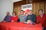 Locro socialista en Venado Tuerto con la presencia de Lifschitz y Bonfatti