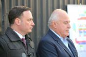 Amplia recorrida del gobernador Lifschitz y el senador Enrico para impulsar obras en la región