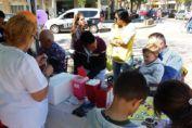 Se lanzó la Campaña de Vacunación contra el Sarampión y la Rubéola para la Región 5 de Salud