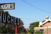 Imputaron a un hombre al que se investiga por atacar con un cuchillo a su expareja en la localidad de Hughes