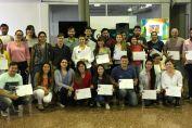Reconocen a jóvenes emprendedores de la Región 5
