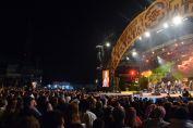 La delegación oficial de la provincia se presentó en el Festival Nacional de Cosquín