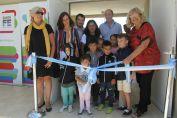 Inauguraron obras de ampliación y mejoras en escuelas del departamento Caseros