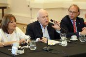 La provincia presentó el proyecto para crear un sistema financiero público