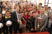 Se presentó la edición 2019 de la Copa Santa Fe de Fútbol