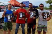 Destacada participación de firmatenses en el Campeonato Santafesino de Enduro