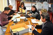 Jueves 9: sesión ordinaria del Concejo