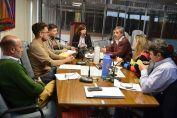 El Concejo avanzó en comisiones sobre seguridad y obras