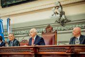 El gobernador inauguró este miércoles el 137º período de sesiones ordinarias de la Legislatura de Santa Fe