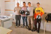 La APSV brindará charlas de seguridad vial en moto con la presencia del deportista internacional Sebastián Porto