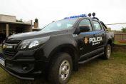Más móviles para el Comando Radioeléctrico: camioneta 0 km y 4 motovehículos
