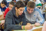 Aseguran que aumentó a 85% la tasa de escolarización secundaria en la provincia