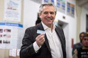 Según datos extraoficiales, Fernández fue el candidato más votado en Firmat