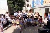 """""""Juntos hemos llevado adelante grandes transformaciones en cada uno de los barrios de la ciudad"""""""