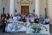 La creación del archivo oral de las memorias de Malvinas de Santa Fe es ley